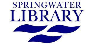 Springwater Public Library logo